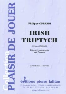 PARTITION IRISH TRIPTYCH
