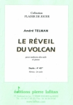 PARTITION LE RÉVEIL DU VOLCAN (SAXHORN ALTO)