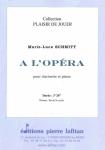 PARTITION A L'OPÉRA