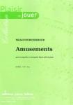 PARTITION AMUSEMENTS (TROMPETTE Mib)