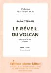 PARTITION LE RÉVEIL DU VOLCAN (COR)