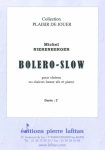 PARTITION BOLERO-SLOW