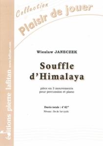 PARTITION SOUFFLE D'HIMALAYA