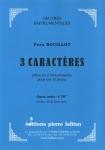 PARTITION 3 CARACTÈRES