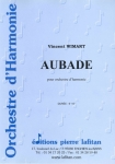 OEUVRE AUBADE (ORCHESTRE D'HARMONIE)