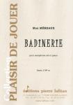 PARTITION BADINERIE (SAX Sib)