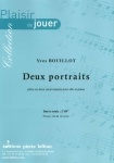 PARTITION DEUX PORTRAITS (ALTO)