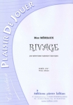 PARTITION RIVAGE (SAXHORN BASSE)