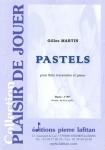 PARTITION PASTELS (FLÛTE)
