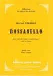 PARTITION BASSANELLO (SAXHORN BASSE)