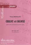 PARTITION CHANT ET DANSE (ALTO)