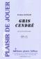 PARTITION GRIS CENDRÉ (COR)