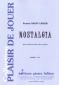 PARTITION NOSTALGIA (SAXHORN ALTO)