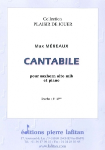 PARTITION CANTABILE (SAXHORN ALTO)