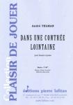 PARTITION DANS UNE CONTRÉE LOINTAINE (BASSON)