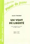 PARTITION UN VENT DE LIBERTÉ (TROMPETTE)