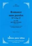 PARTITION ROMANCE SANS PAROLES