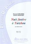 PARTITION NUIT FESTIVE A TAIZHOU