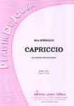 PARTITION CAPRICCIO (SAXHORN ALTO)