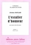 PARTITION L'ESCALIER D'HONNEUR