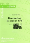 PARTITION DRUMMING SESSIONS N°8