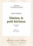 PARTITION SIMÉON, LE PETIT HÉRISSON (BASSON)