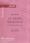 PARTITION LE GÉNIE MALICIEUX (SAXHORN BASSE)