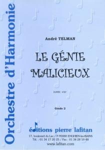 OEUVRE LE GÉNIE MALICIEUX (EXEMPLAIRE HARMONIE)