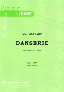 PARTITION DANSERIE (HAUTBOIS)