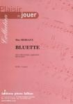 PARTITION BLUETTE (SAXHORN BASSE)