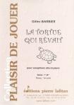 PARTITION LA TORTUE QUI RÊVAIT (SAX ALTO)