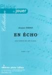 PARTITION EN ÉCHO (SAXHORN ALTO)