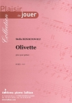 PARTITION OLIVETTE (GUITARE)