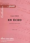 PARTITION EN ÉCHO (COR)