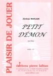 PARTITION PETIT DÉMON