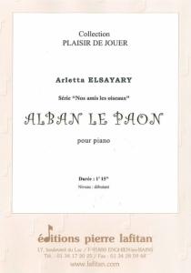 PARTITION ALBAN LE PAON