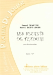 PARTITION LES SECRETS DE TCHOURI (CLARINETTE)