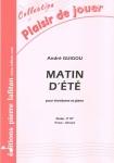 PARTITION MATIN D'ÉTÉ