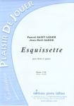 PARTITION ESQUISSETTE (FLÛTE)