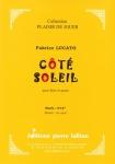 PARTITION CÔTÉ SOLEIL (FLÛTE)