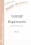 PARTITION ESQUISSETTE (SAXHORN ALTO)