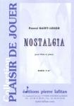 PARTITION NOSTALGIA (FLÛTE)