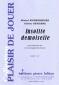 PARTITION INSOLITE DEMOISELLE (SAXHORN ALTO)