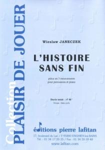 PARTITION L'HISTOIRE SANS FIN