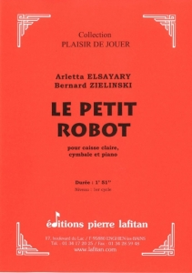 PARTITION LE PETIT ROBOT