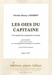 PARTITION LES OIES DU CAPITAINE