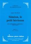 PARTITION SIMÉON, LE PETIT HÉRISSON (SAXHORN BASSE)