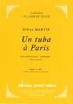 PARTITION UN TUBA A PARIS