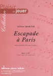 PARTITION ESCAPADE A PARIS