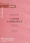 PARTITION L'OVNI CAPRICIEUX (CLAIRON)